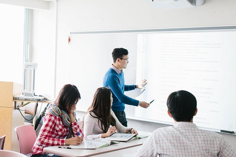 Kaplan International English  Highline college