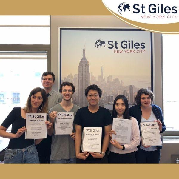 St Giles International  New York