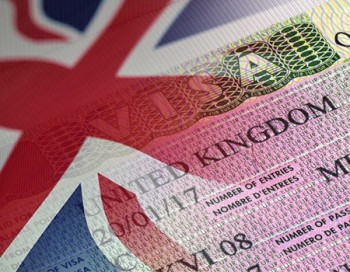 تأشيرة بريطانيا
